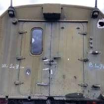 Кунг ГАЗ-66, вагончик внутри алюминиевый, в г.Одесса