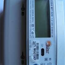 Новый двухтарифный счетчик электроэнергии недорого, в Анапе