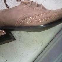 Туфли женские новые, в Дубне