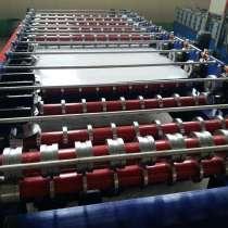 Оборудование по производству сэндвич панелей, в Москве