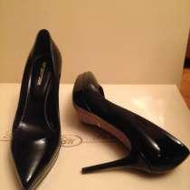 Новые туфли Sergio Rossi Италия, оригинал. размер 39, в Москве