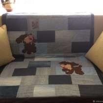 Продам плед-коврик с чехлом, в Омске