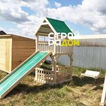 Детская игровая площадка, в Уфе