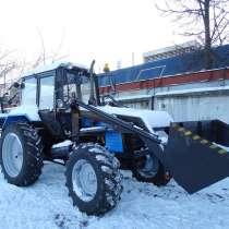 МУП-351 машина уборочно-погрузочная на базе МТЗ-82.1-23/12, в Москве