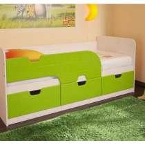 Кровать Минима детская, в Москве