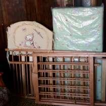 Кроватка детская, в г.Пенза