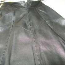 Продам юбочка из натуральной кожи, в Саратове