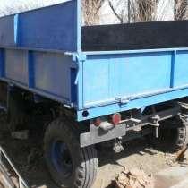 Прицеп тракторный 2 ПТС-4 бортовой, в г.Кременчуг