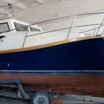 Продам моторную яхту. 9 метров. Евпатория. Крым, в Евпатории