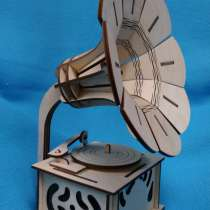Сувенирный граммофон, в Чехове