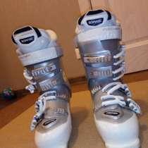 Продаются горнолыжные ботинки женские, в Москве