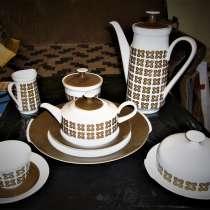 Сервиз чайно-кофейный на 10 персон, в Омске