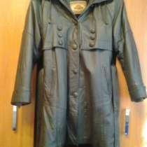 Продам Женскую Кожаную Куртку с Подстёжкой, Размер 48-50, в г.Киселевск