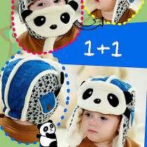 Детская шапочка-панда, в Самаре