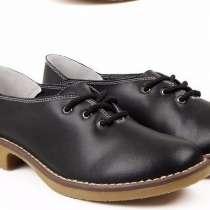Новые туфли летние кожаные, в Самаре