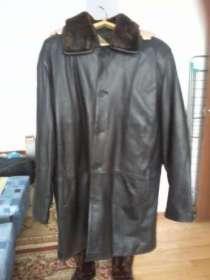 Продам мужскую дубленку-куртку в отличном состоянии, в г.Астана