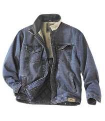 Джинсовая куртка на меху, в Санкт-Петербурге