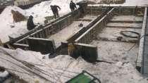 Фундаменты под ключ-алюминиевая опалубка -ЗИМОЙ, в Красноярске
