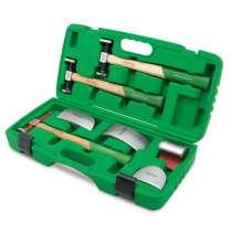 Набор рихтовочных инструментов для кузовных работ GAAI0702, в Москве