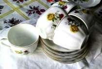 Чайные пары (Китай), стаканы (Богемия), в Красноярске