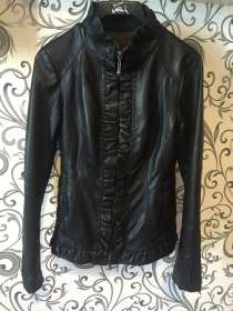 Продам кожаную куртку, в Балашихе