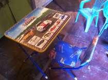 Детский столик со стульчиком, в г.Когалым