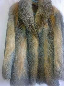 Продам женский, лисий полушубок 52-го размера, в г.Одесса