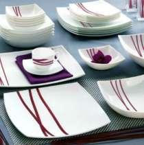Европейская стеклянная посуда Люминарк, в Благовещенске