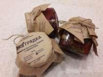 Вяленые на солнце томаты в масле с приправами. Эко-продукт, в Москве