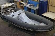 ПРОДАМ Изготовленную Лодку РИБ БУРЕВЕСТНИК Б-450 Евро, в Санкт-Петербурге