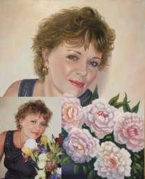 Выполняю портреты по фото, картины, в г.Караганда