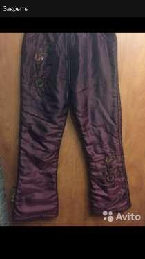 Зимние брюки, в Красногорске