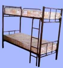 Кровати металические - двухярусные, в Краснодаре