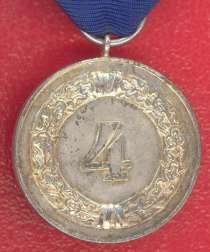 Германия Медаль 4 года выслуги в армии, в Орле