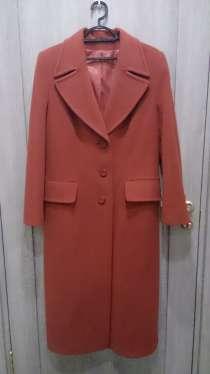 Пальто практически новое шерсть+кашемир, в г.Долгопрудный