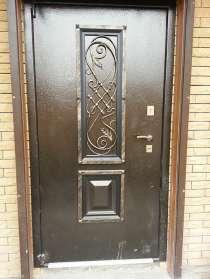 Двери металлические, сейф-двери, противопожарные двери, в Екатеринбурге