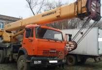 Продам автокран 25 тн; 31 м; 2013 г/в КАМАЗ, в Уфе