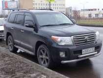 внедорожник Toyota Land Cruiser 200, в Брянске