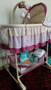 Продам детскую кроватку, в Астрахани