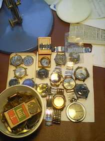 Часовые механизмы для часового мастера или любителя, в Череповце
