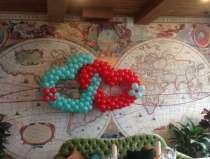 Оформление воздушными шарами, в Москве