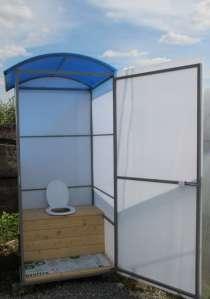Дачный туалет по сниженной цене, в Егорьевске