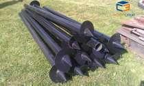 Винтовые сваи для фундаментов диаметр 76 мм, в Череповце