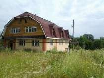 Продам дом в с. Ляхи, 12х18 с великолепным видом на р. Оку, в Муроме