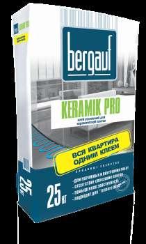 Клей для плитки и керамогранита Keramik Pro, в Ижевске