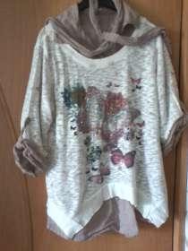 Блуза многослойная, в Санкт-Петербурге
