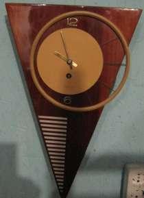 Настенные часы без боя Янтарь, в Дмитрове
