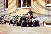 Прокат скутеров и квадроцикла, в Нижнем Новгороде