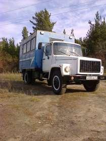 ГАЗ 3307, в Барнауле