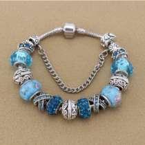 Собранный браслет с шармами в стиле , в Курске